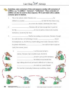 Geronimo Stilton Academy Grammar Pawbook 2