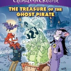 Creepella von Cacklefur  - The Treasure of the Ghost Pirate
