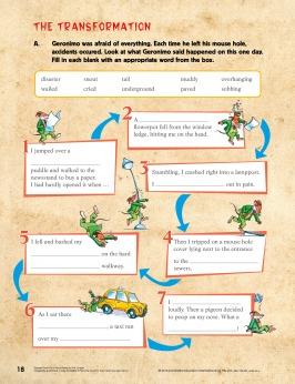 Geronimo Stilton Academy Vocabulary Pawbook 2