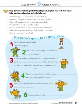 Geronimo Stilton Academy Vocabulary Pawbook 3