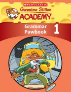 Geronimo Stilton Academy Grammar Pawbook 1