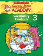 Geronimo Stilton Academy Vocabulary Pawbook 3