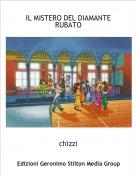 chizzi - IL MISTERO DEL DIAMANTE RUBATO