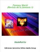 HadaRatita - Fantasy World(Revista de la fantasía 1)