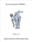 Viola_13 - Un ritrovamento STRANO...