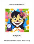 aury2010 - concorso votatu!!!!