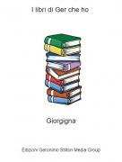 Giorgigna - I libri di Ger che ho
