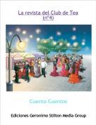 Cuenta Cuentos - La revista del Club de Tea(nº4)