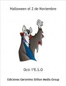 Octi 1ºE.S.O - Halloween el 2 de Noviembre