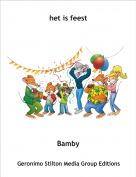 Bamby - het is feest