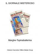 Marghe-Topinaballerina - IL GIORNALE MISTERIOSO