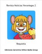 Requisita - Revista Noticias Veraniegas 2
