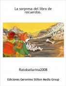 Ratobailarina2008 - La sorpresa del libro de recuerdos.