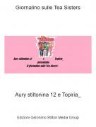 Aury stiltonina 12 e Topiria_ - Giornalino sulle Tea Sisters