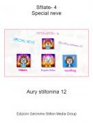 Aury stiltonina 12 - Sfilate- 4Special neve