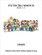 LINAKO - STILTON TRA I BANCHI DI SCUOLA