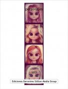 leli - personajes