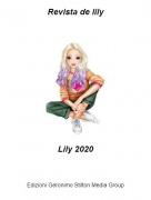 Lily 2020 - Revista de lily