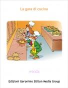 wanda - La gara di cucina