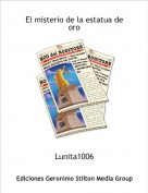 Lunita1006 - El misterio de la estatua de oro