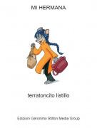 terratoncito listillo - MI HERMANA
