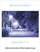 Certosina2 <3 <3 - Benvenuto Freddo!!!