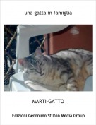 MARTI-GATTO - una gatta in famiglia