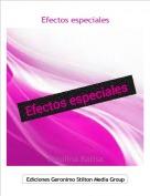 Ratolina Ratisa - Efectos especiales