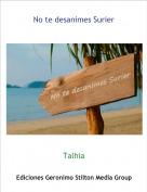 Talhia - No te desanimes Surier