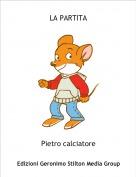 Pietro calciatore - LA PARTITA