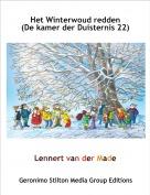 Lennert van der Made - Het Winterwoud redden(De kamer der Duisternis 22)
