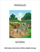 RATORON - PERSONAJES