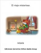 ratasia - El viaje misterioso