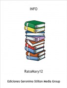 RatoMary12 - INFO