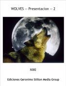 NIKI - WOLVES -- Presentacion -- 2