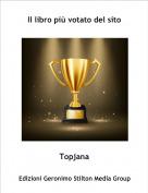 Topjana - Il libro più votato del sito