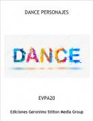 EVPA20 - DANCE PERSONAJES
