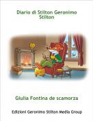 Giulia Fontina de scamorza - Diario di Stilton Geronimo Stilton