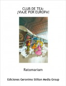 Ratomariam - CLUB DE TEA:¡VIAJE POR EUROPA!