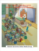 LITTLE BEE - Per topini  che dovranno andare in  quinta elementare!