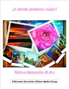 Ratina Mozarella (R.M.) - ¿A donde podemos viajar?