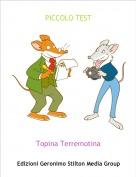 Topina Terremotina - PICCOLO TEST