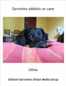 lillina - Geronimo addotta un cane