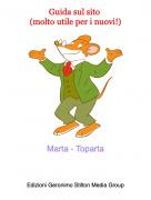 Marta - Toparta - Guida sul sito (molto utile per i nuovi!)