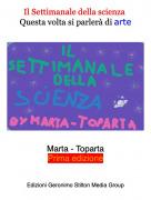 Marta - TopartaPrima edizione - Il Settimanale della scienza Questa volta si parlerà di arte