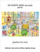 paulina for ever - UN NUOVO ANNO seconda parte