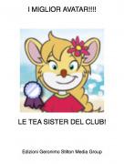 LE TEA SISTER DEL CLUB! - I MIGLIOR AVATAR!!!!