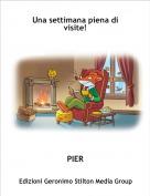 PIER - Una settimana piena di visite!