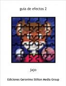 jajo - guia de efectos 2