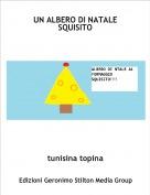 tunisina topina - UN ALBERO DI NATALE SQUISITO